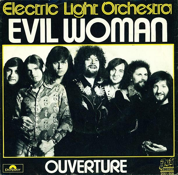 Evil Woman Electric Light Orchestra