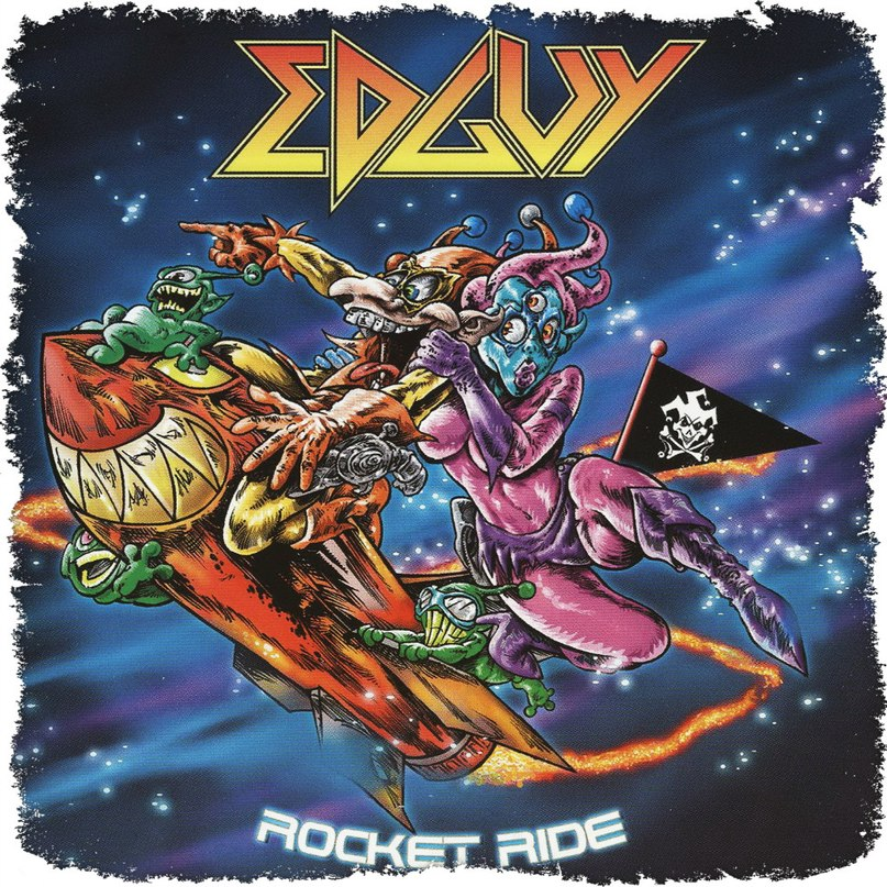Superheroes (Epic Version) Edguy