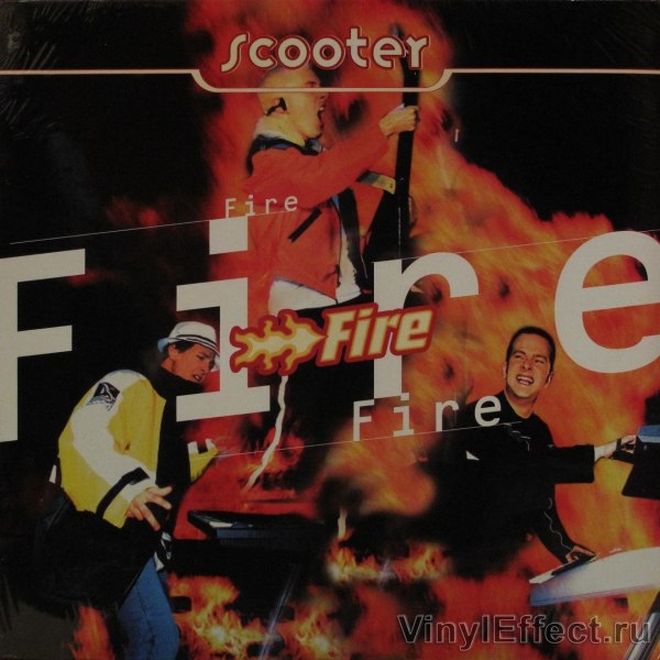 Fire Scooter