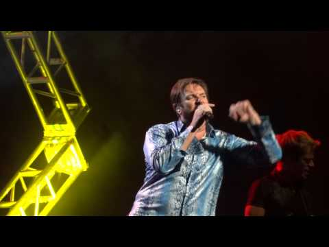 Duran Duran Wild Boys - Relax (Don't Do It) Live Montreal 2011 HD 1080P