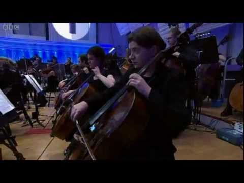 BBC Philharmonic Orchestra & Nero Dubstep Collaboration (Symphony 2808)  - Radio 1 (Part 1)