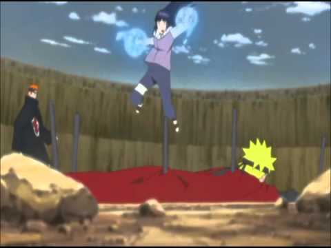 Naruto and Hinata- Get out alive