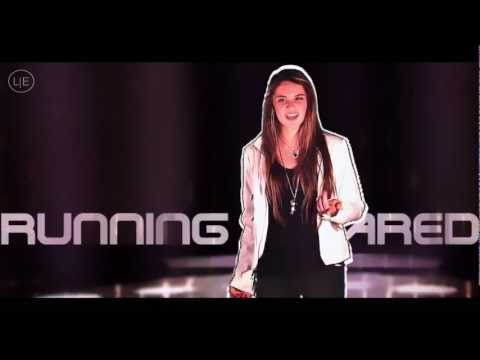Running Scared (Diana-Maria Krieger 13 yrs old) by Eldar & Nigar  Ell / Nikki (with Lyrics)