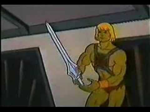 DVDA - HeMan - Now you're a man