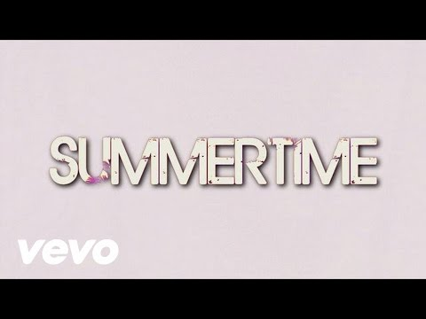 Sammy Adams - Summertime (Lyric Video)