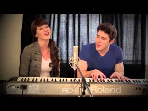 Karmin cover Adele Set Fire to the Rain