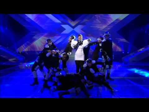 Edita Abdieski - I've Come To Life (X-Factor Final Show)