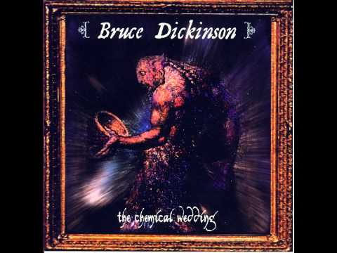 Bruce Dickinson - King in Crimson [HQ]