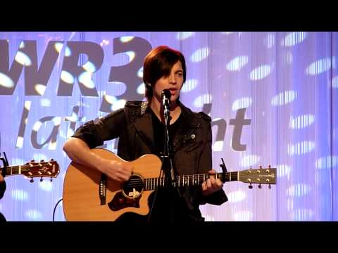 Alex Max Band - Wherever you will go (acoustic) SWR3 New Pop Festival 2010 Lounge