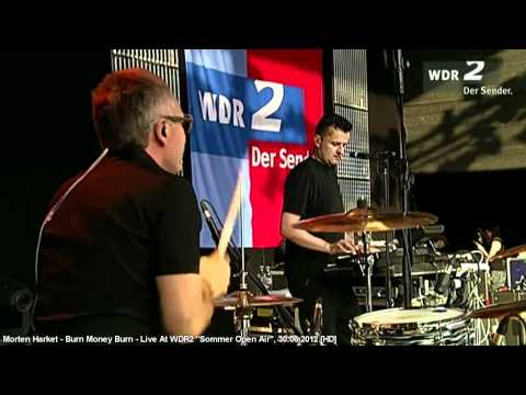 Morten Harket - Burn Money Burn - Live At WDR 2,