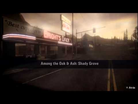 Among the Oak and Ash - Shady Grove - Alan Wake Soundtrack