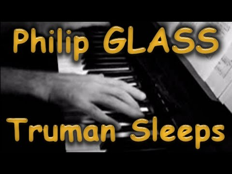 Truman Sleeps Piano