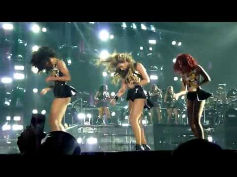 Beyonce - Single Ladies (Put a Ring on It) Live - LG Arena, Birmingham, UK, April 2013