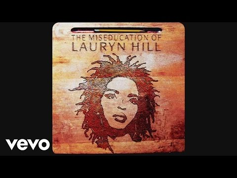 Lauryn Hill-Cant take my eyes off you