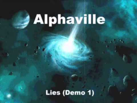 Alphaville - Lies (Demo 1)