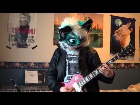 What would Brian Boitano do - Fursuit cover