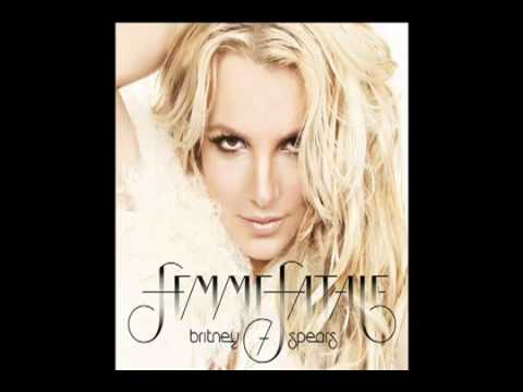 Britney Spears - Seal It with a Kiss (Official Version) ('Femme Fatale') HQ with Lyrics