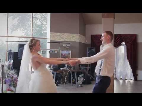 Wedding Dance - Aerosmith I Don't Want To Miss A Thing .Свадебный танец под песню Aerosmith.