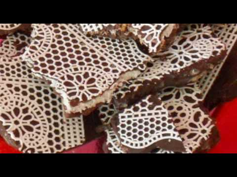 SugarVeil Edible Chocolate Lace