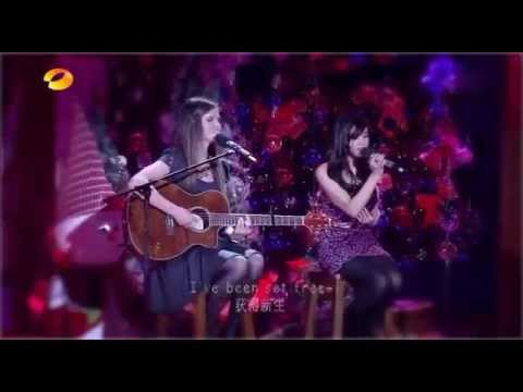 Selena Gomez - Love You Like A Love Song (live cover by Tiffany Alvord and Megan Nicole)
