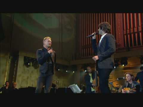 CHRIS BOTTI IN BOSTON | Shape of My Heart Sting & J. Groban