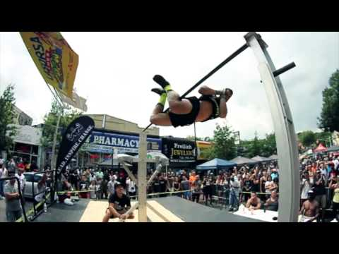 Street Workout New York World Cup 2015 (People Are Awesome)