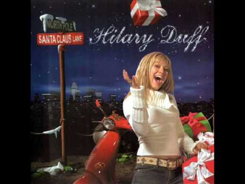 Hilary Duff- Last Christmas lyrics