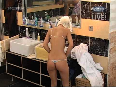 Big Brother 8 Shower