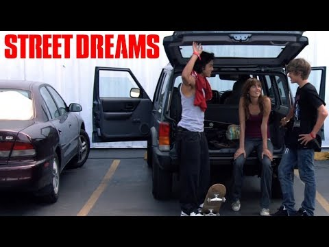Street Dreams - Full Movie - Berkela Films - Paul Rodrigues, Rob Dyrdek & Ryan Sheckler [HD]