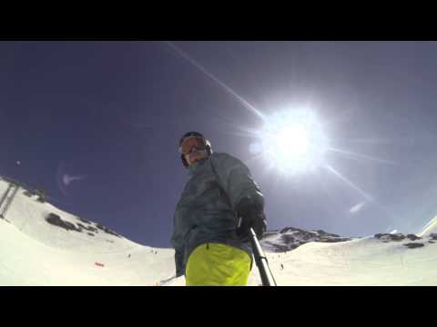 Les2Alpes 2014 full with GoPro 3 BE