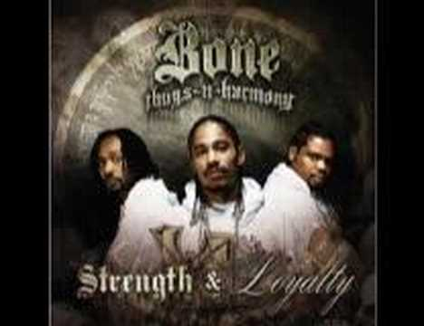 Bone Thugs-N-Harmony - Never Forget Me ft. Akon