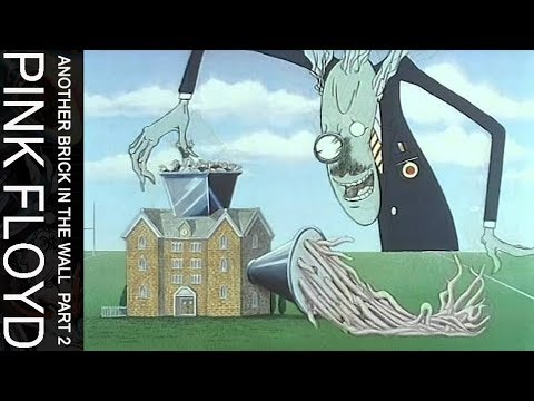 Pink Floyd - Another Brick in the Wall 3 (Pink Floyd the Wall, Alan Parker)