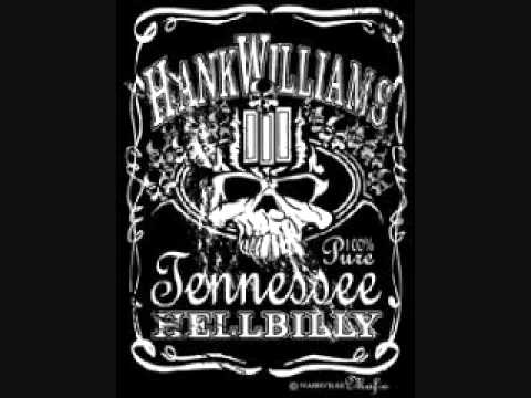 3 Shades of Black - Hank Williams III