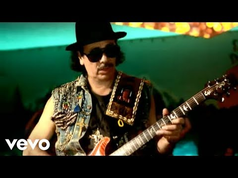 Santana - Put Your Lights On ft. Everlast
