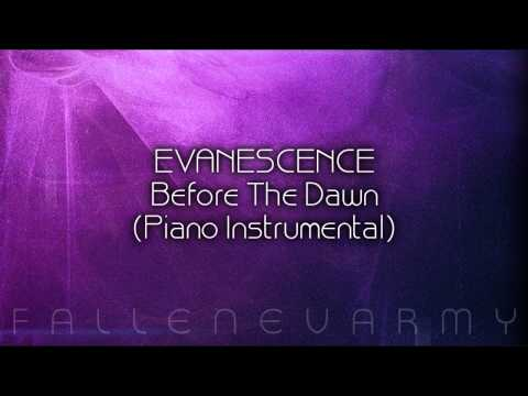 Evanescence - Before The Dawn (Piano Instrumental) by lostpain
