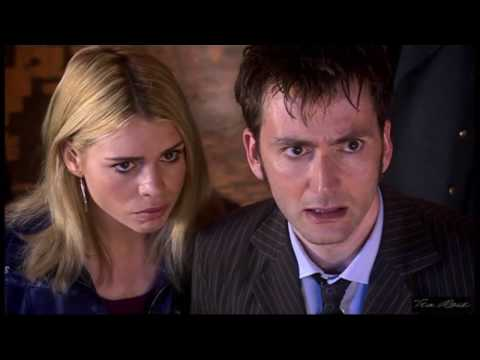 Tenth Doctor/Rose - Right Here Waiting For You (John Barrowman)