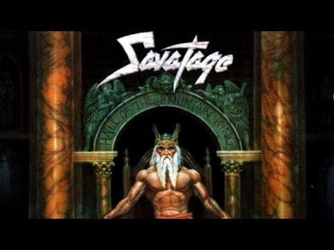 Savatage - Strange Wings