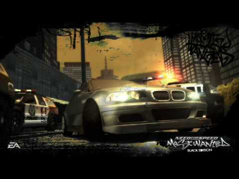Need For Speed Most Wanted Soundtrack - I Am Rock with Lyrics
