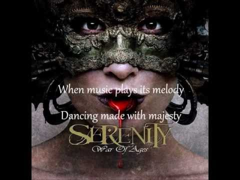 Serenity - Legacy Of Tudors with lyrics