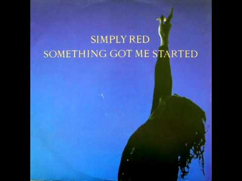 Simply Red - Something Got Me Started (1991)