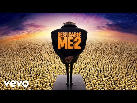 Pharrell Williams - Happy (Despicable Me 2 - Lyric Video)