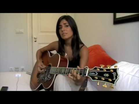 Mia covers Demi Lovato's - Don't Forget