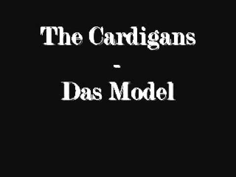 The Cardigans - Das Model (Kraftwerk cover)