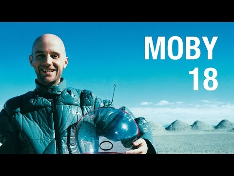 Moby - Sleep Alone
