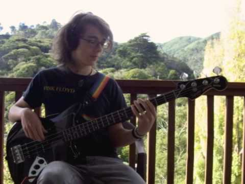 Book Of Saturday - King Crimson Bass Cover