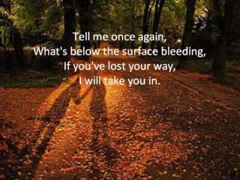Dream Theater - I Walk Beside You + Lyrics