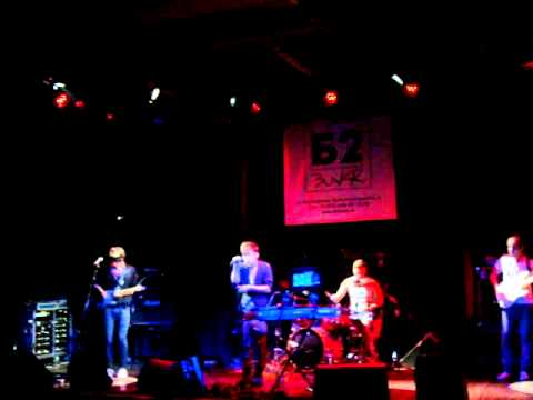 Xuman - Just a Game, live @ Б2 (5.10.2011)