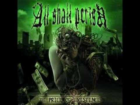 All Shall Perish- The Last Relapse