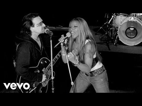 Mary J. Blige, U2 - One