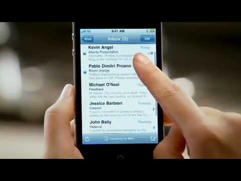 Official Apple iPhone 4 trailer